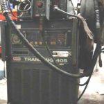 Schweißgerät ESS Transmig 405