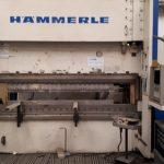 Abkantpresse HÄMMERLE BM 200-3100/400/INF