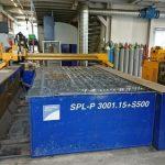 Plasma -Rohrschneidanlage Microstep SPL-P-3001. 15+ S500