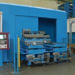 4-Achsen Bearbeitungszentrum Keppler HDC 2000SH